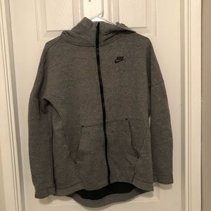 NIKE XS ZIP UP HOODIE EXCELLENT CONDITION